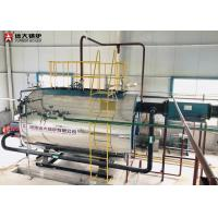 Buy cheap Automatic Oil Fired Hot Water Boiler 92.4% -- 94.5% Boiler Thermal Efficiency product