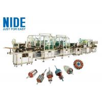 Buy cheap Mixer / Armature Motor Production Line Fully Automatically CCC Approved product