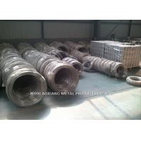 Buy cheap 316 Stainless Steel Spring Wire Coil / Steel Wire Coil Bright Finish SUS AISI from wholesalers