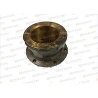 Buy cheap Metal Sleeve Bushing SD32 Bulldozer Spare Parts , Black Excavator Track Rollers 175-30-36108 product