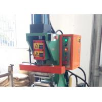Buy cheap High Efficiency Hydraulic Punching Machine , Sheet Metal Punch Press Machine product