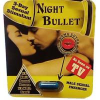 Buy cheap Night bullet max climax, long effect Male Enhancement Drugs for sexual impotence, prostate product