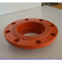 Buy cheap Made in China Grooved Fitting Ductile Iron Uni Flange -- Manufacturer product