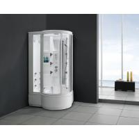 China Monalisa M-8235 (R/L) wet steam and shower room with bathtub steam shower enclosure luxury home hotel villa shower cabin on sale