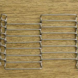 Buy cheap Ladder Conveyor Belt mesh| Z-type Mesh Belt product