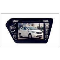 Buy cheap KIA Two DIN 8'' Car DVD Player with gps/TV/BT/RDS/IR/AUX/IPOD special for K2/RIO product