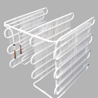 Buy cheap Double door refrigerator wire on tube evaporator product