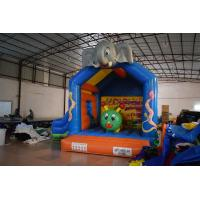Quality Elephant Inflatable Cute Caterpillar Combo Digital Painting Inflatable Elephant for sale