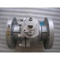 Buy cheap API Floating Ball Valve Approved CE product