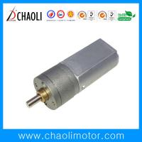 China 12V 24V Ordinary Spur Gearbox Motor CL-G20-F180 For Automatic Clothes Hanger And Intelligent Water Closet on sale