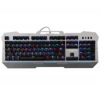 China AULA SI-2009 Warcraft Mechanical Gaming Keyboard With 7 Colors Backlit on sale