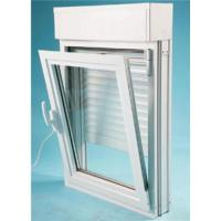 Buy cheap Double glazed window combined to Roller shutter, Eco-Friendly product product