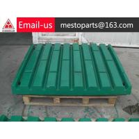 China wholesale metal crusher high manganese steel accessories on sale