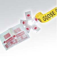 Buy cheap environmental white LDPE Flat Poly Bags printing plastic bags 1500mm width product