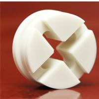Buy cheap High Precision Plastic Plastic Machined Parts Small Size With Heat Treatment product