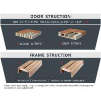Buy cheap hollow core plywood flush door product