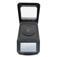 Buy cheap Portable LCD Digital Jewelry Scale Carat 0.005CT Accuracy Touch Screen Gemological Instrument Gem scale product