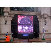 Buy cheap 3535 SMD Advertising LED Signs Outdoor , Digital LED Display Advertising product