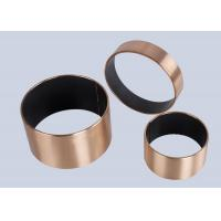 Buy cheap Bronze Base Rolling Bearing Du Bushing For Metallurgical Iron And Steel Industry product
