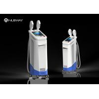 Buy cheap 3000W Permanent Hair Removal System , Professional Ipl Laser Hair Removal Machines product