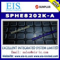 Buy cheap SPHE8202K-A - SUNPLUS - DVD Single Chip MPEG A/V Processor - Email: sales009@eis-ic.com product