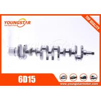 Buy cheap ME032364  6D14 6D15 Diesel Engine Crankshaft Custom For Mitsubishi product