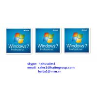 Buy cheap Windows Product Key Code For Win 7 Pro OEM Key Online Activation from wholesalers