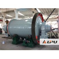 China Manganese Steel Lining Plate Mining Ball Mill for Mineral Ore Dressing 25 - 200 Mesh on sale