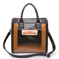 Buy cheap PU leather vertical two ways women's tote bag  product