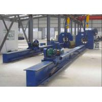 Buy cheap Automatic Spot Light Pole Welding Machine For Round Octagon Pole SAW Type product