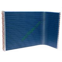 Buy cheap China good quality industrial air conditioning copper tube blue aluminum foil fin condense product