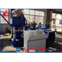 Buy cheap 500 Ton Cylinder Pushing Metal Briquetting Machines For Aluminum Alloy Section Plant Y83-5000 product