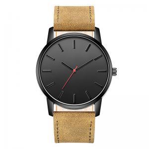 Buy cheap Men's  brand name logo custom printed watches OEM ODM wrist watch product