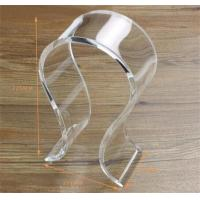 Buy cheap custom wholesale headset earphone display, acrylic headphone display stands product