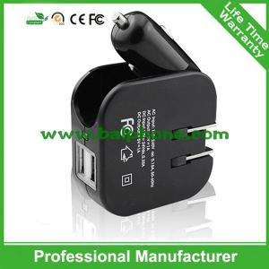 Buy cheap Voiture in-1 chaude de la vente 3, voyage et chargeur d'USB pour l'iPhone 6 product