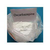 Buy cheap Oxcarbazepine 28721-07-5 Nervous System Drug Treat Epilepsy 99% Purity product