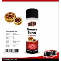 Quality AEROPAK 200 ml high performance Anti-seize Copper Grease Spray Lubricant Oils Lubricating Spray for sale