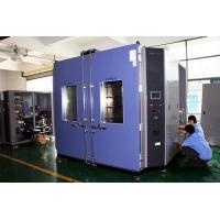 Buy cheap Programmable Walk-in Temperature and Humidity Climatic Test Chambers product