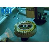 Quality 500 X 550 X 1500mm Paper Inserting Machine For Balance Electric Vehicle Motor for sale