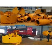 Quality Yellow Color Rock Drilling Core Barrel Rotary Auger 800-1200mm Shell Length for sale