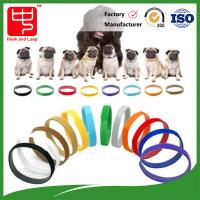 Quality Heavy Duty Reusable Hook And Loop Cable Ties Roll For Fabric Silk Printing Logo for sale