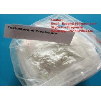 Buy cheap 99% Purity Raw Testosterone Propionate Powder , Testosterone Based Steroids Cas from wholesalers