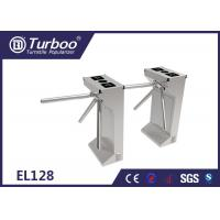 Buy cheap Three Metal Rods Tripod Turnstile Gate Pedestrian Barrier Gate HS Code product