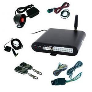 Buy cheap Frequência 850/900 /1800 /1900MHz do sistema de alarme do carro de GSM+GPS product