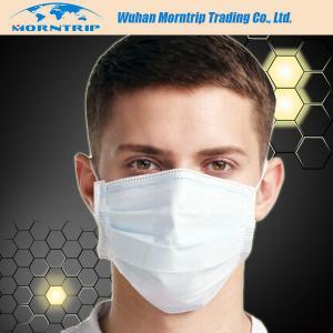 3つの層使い捨て可能な非編まれた医学の外科歯科Earloopはマスクを
