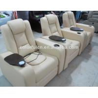 Buy cheap Import Leather Sofa Sale With Music product