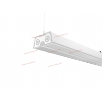 Buy cheap 2700k 150LM/W Linear Led Ceiling Lights For Office Illumination product