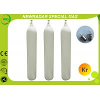 Buy cheap CAS 7439-90-9 Kr Colorless Odorless Tasteless Gas for Fluorescent Lamps product