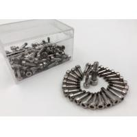 Buy cheap Titanium Alloy Non Standard Fasteners For Medical Equipment / Automotive product