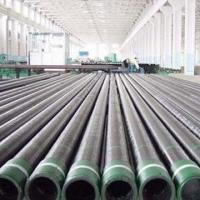 Buy cheap API 5CT STC Oil Casing Pipe, J55, K55, N80, L80 Grades, Outer Diameter Ranging from 114 to 508mm product